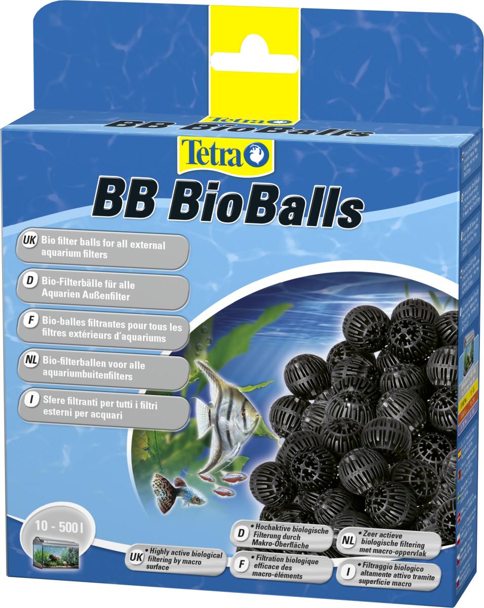 TETRA BB BioBalls 800 ml bioballs avec macro-surface pour filtre externe TETRA EX et autres