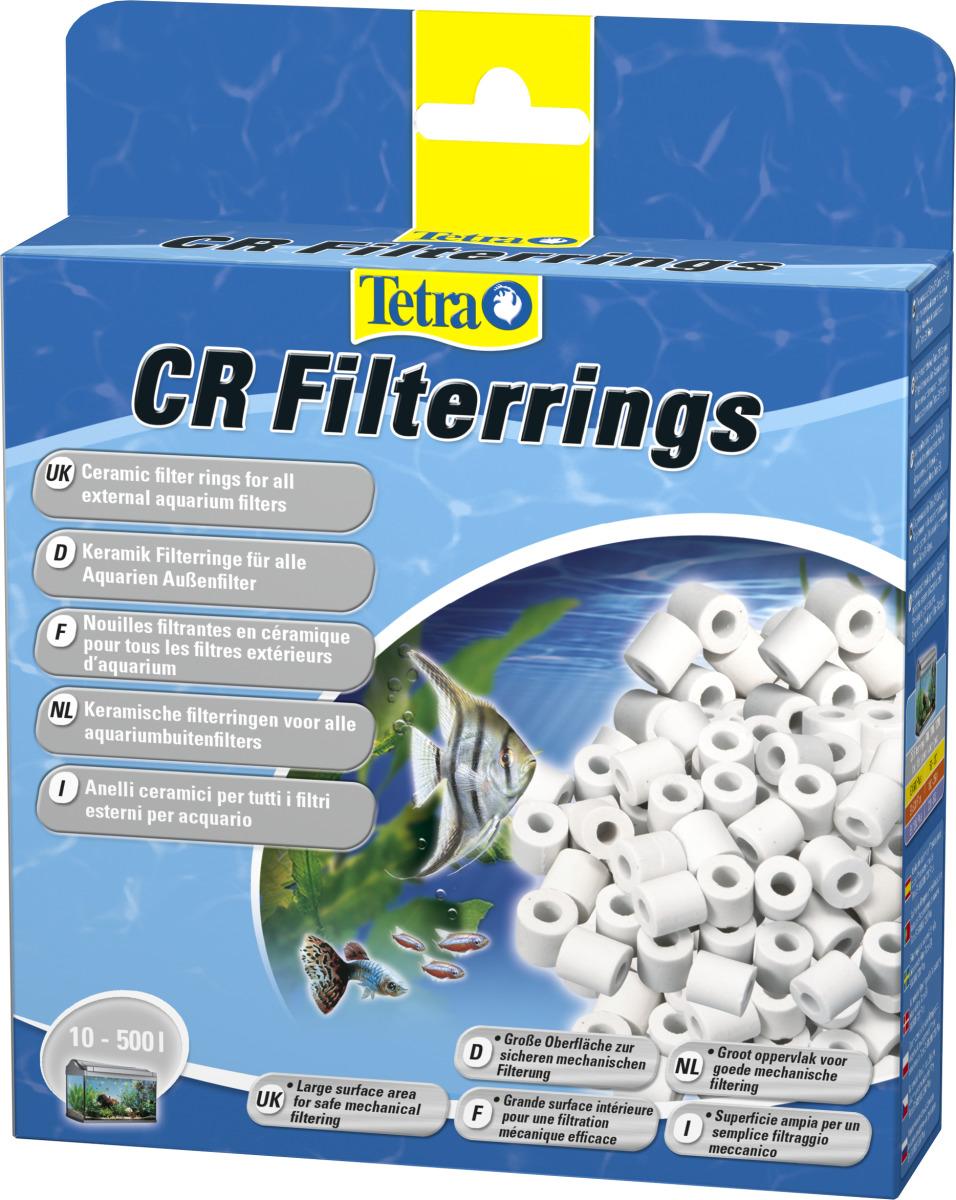 TETRA CR Filterrings 800 ml nouilles céramiques de filtration biologique pour filtre externe TETRA EX et autres