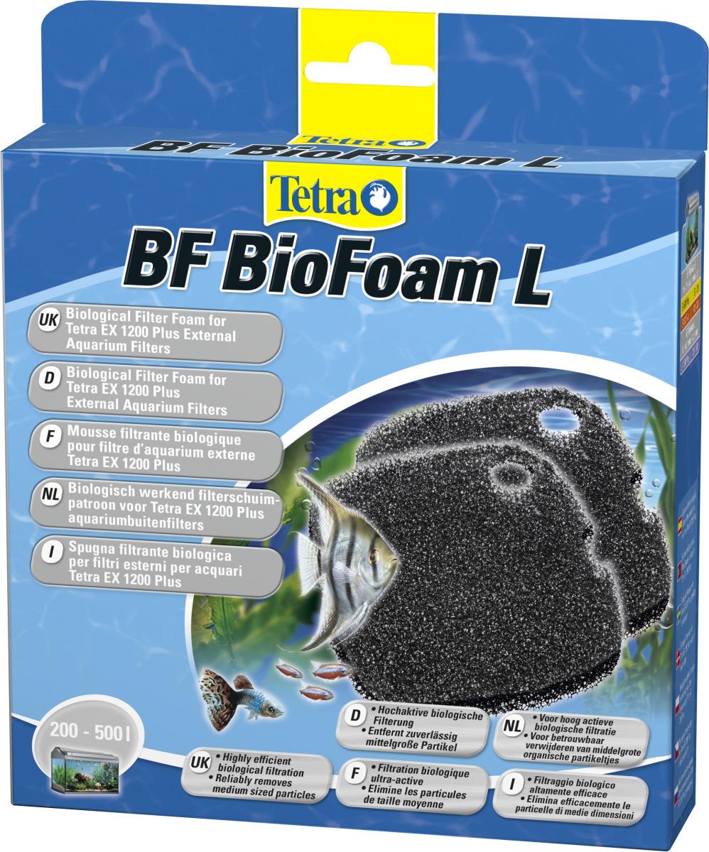 TETRA BF BioFoam L lot de 2 mousses filtrantes pour filtre externe Tetra EX 1200 et 1200 Plus