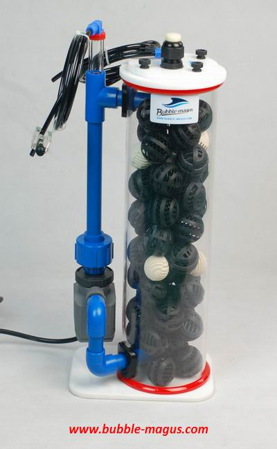 BUBBLE MAGUS N120-WP déniitrateur pour aquarium jusqu\'à 500 L