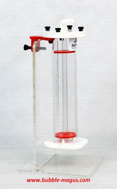 BUBBLE MAGUS MF 70-H réacteur à lit fluidisé d\'un volume 900 ml à suspendre pour usage universel