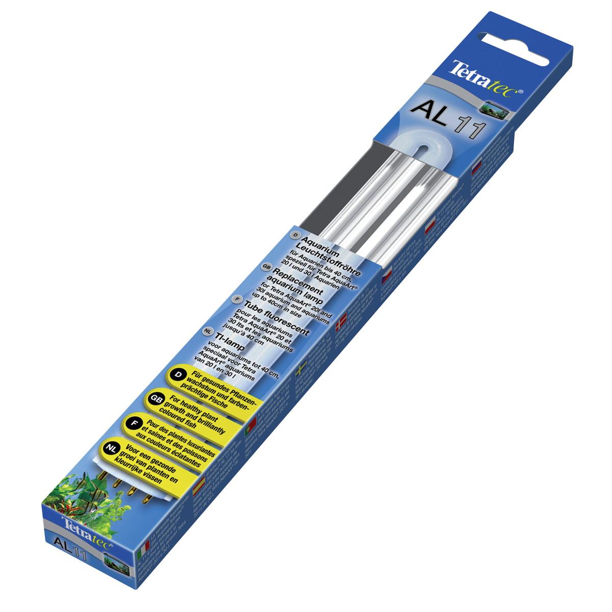 TETRA AL11 ampoule compacte 11W spéciale eau douce avec culot 2G7
