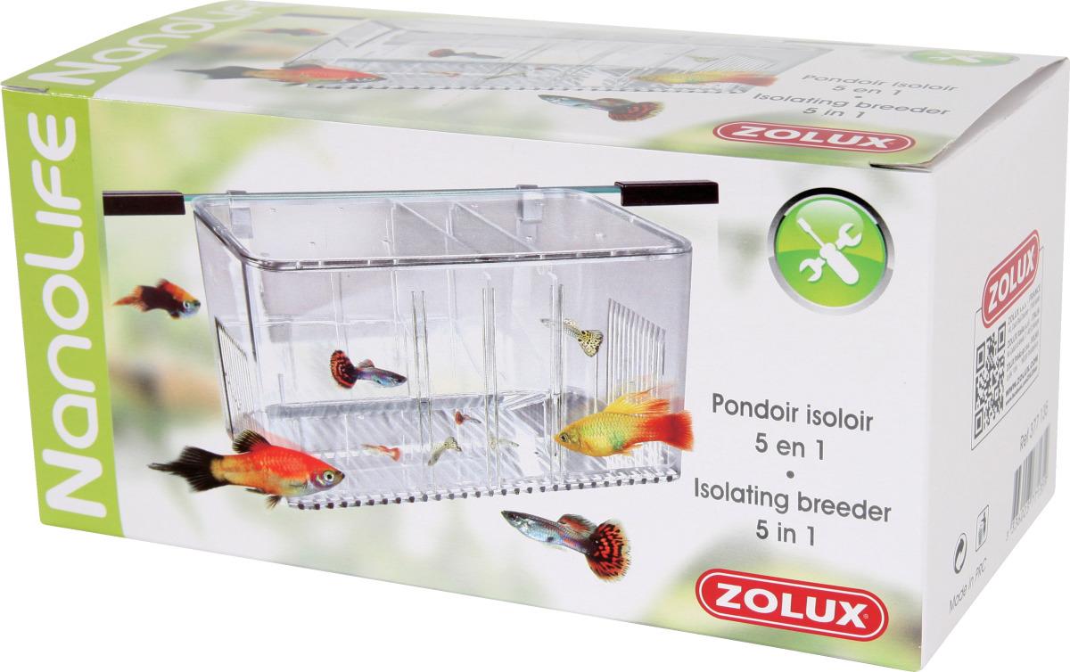 ZOLUX Pondoir 5 en 1 spéciale poissons vivipares