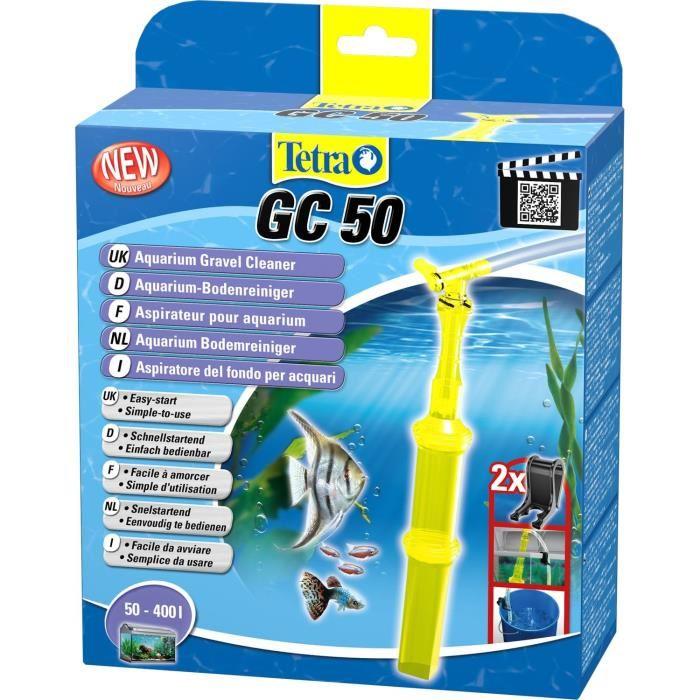 TETRA GC 50 aspirateur pour aquarium de 50 à 400 L