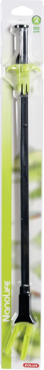ZOLUX Nanolife Pince à planter 50 cm pour plantation et entretien de l\'aquarium