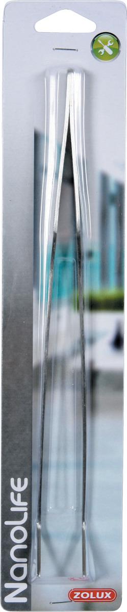 ZOLUX Nanolife Pince à planter 26,5 cm en inox