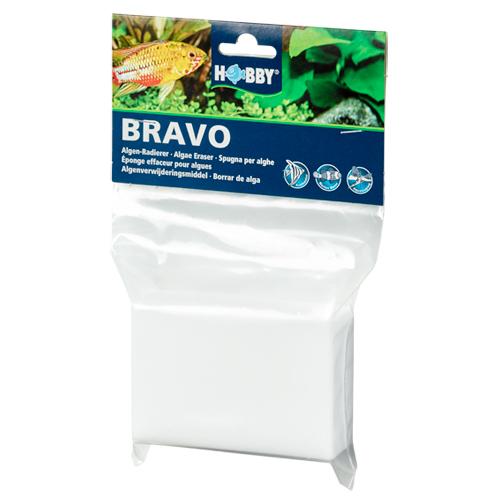 Éponge d\'entretien HOBBY Bravo pour l\'élimination faciles des dépôts tenaces comme les algues