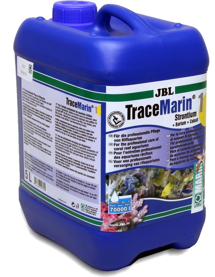 JBL TraceMarin 1 - 5L complément en strontium pour les aquariums d\'eau de mer