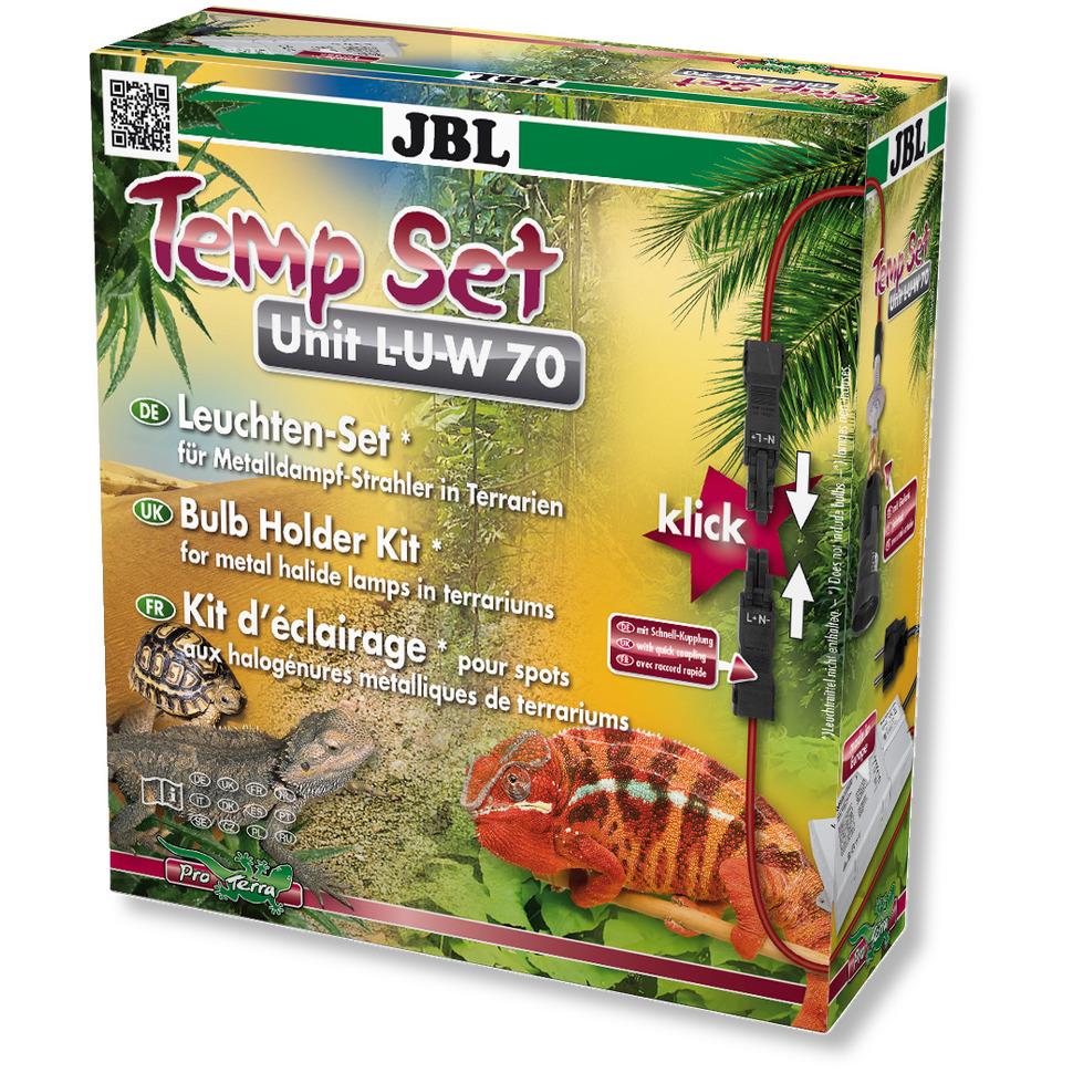 JBL TempSet Unit L-U-W 70W kit  d\'alimentation pour spot HQI 70W
