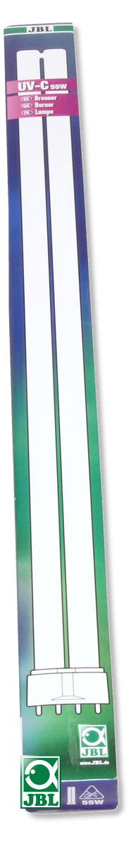 JBL Lampe UV-C compacte de rechange 55 W avec culot 2G11
