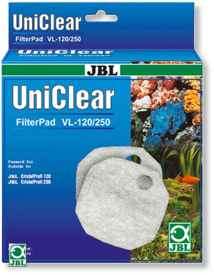 JBL FilterPad VL CP 120/250 lot de 2 coussins de ouate pour filtre JBL CristalProfi 120 et 250