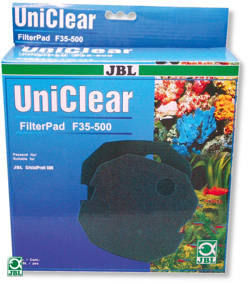 JBL FilterPad F35 CP 500 lot de 2 mousses 35 ppi pour filtre JBL CristalProfi 500