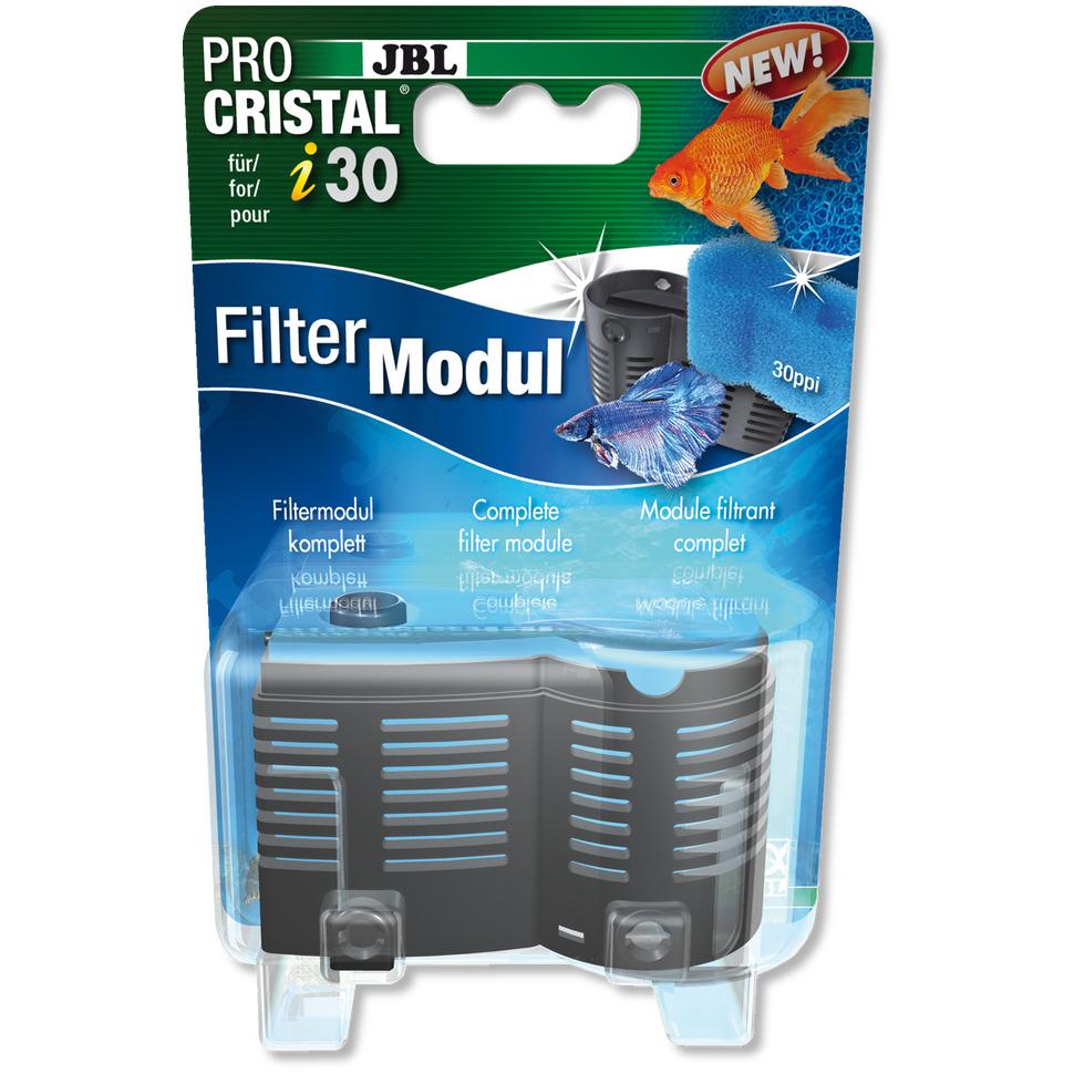 JBL ProCristal i30 FilterModul augmente le volume de filtration des filtres i30