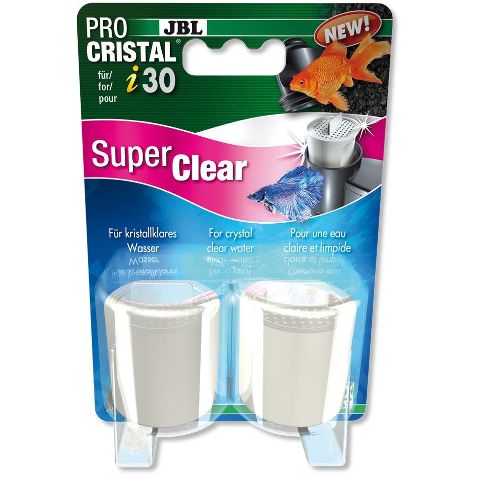 JBL ProCristal i30 SuperClear lot 2 cartouches de charbon actif pour filtre ProCristal i30