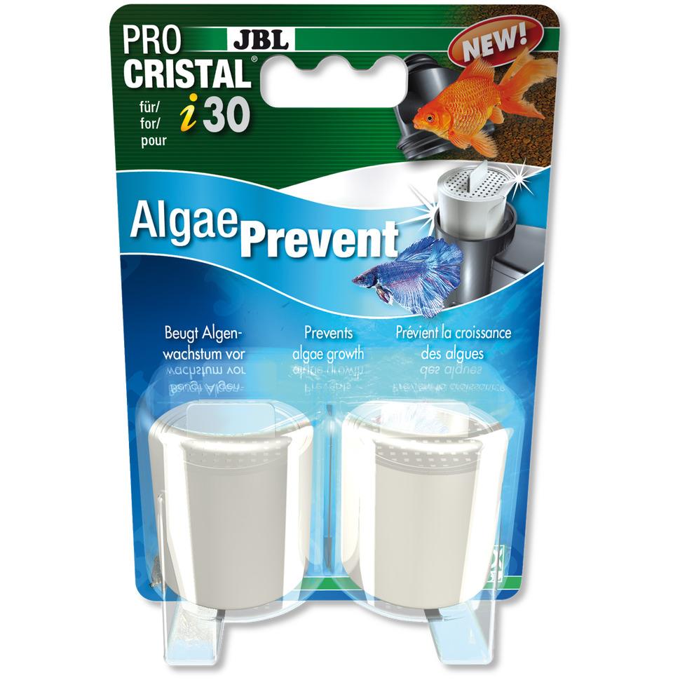 JBL ProCristal i30 AlgaePrevent lot 2 cartouches anti-algues pour filtre ProCristal i30