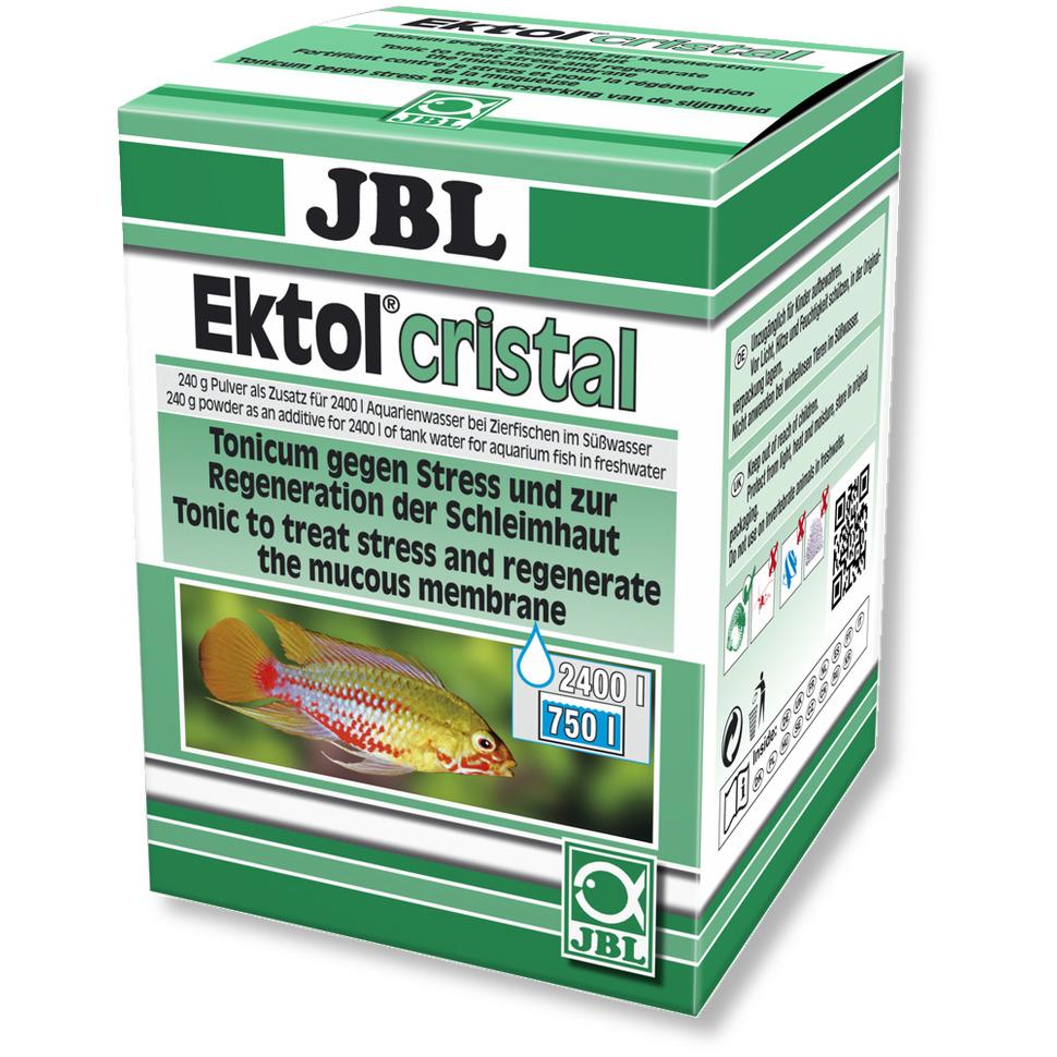 JBL Ektol cristal 3kg réduit le stress et régénère la muqueuse