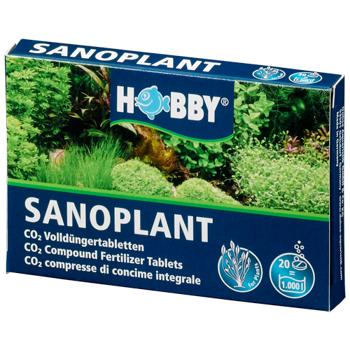 sanoplant-co2-aquarium
