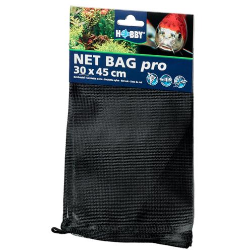 HOBBY Net Bag pro 30 x 45 cm sac à masse filtrante réutilisable pour aquarium d\'eau douce, eau de mer et bassin
