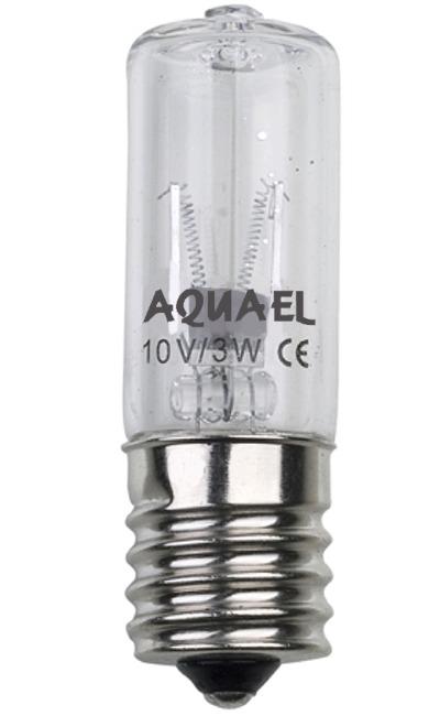 Ampoule UV-C 3W 10V culot E17 pour stérilisateur AQUAEL Multi UV