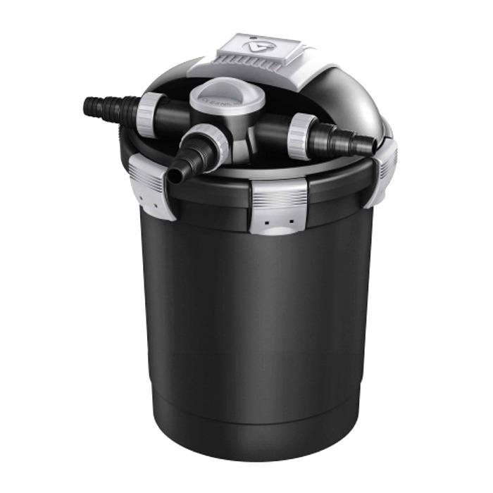 VT Vex-200 filtre à pression avec stérilisateur UV-C 9W pour bassin jusqu\'à 10000 L