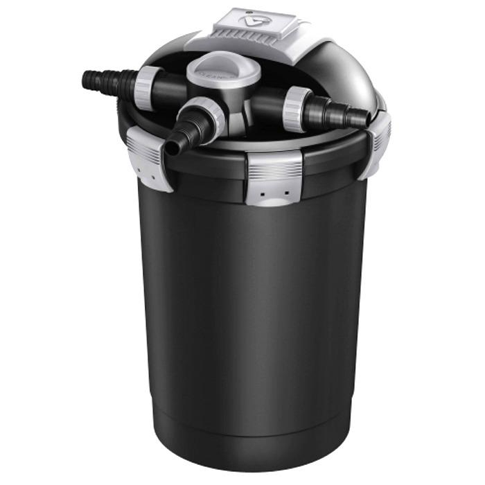 VT Vex-300 filtre à pression avec stérilisateur UV-C 11W pour bassin jusqu\'à 15000 L