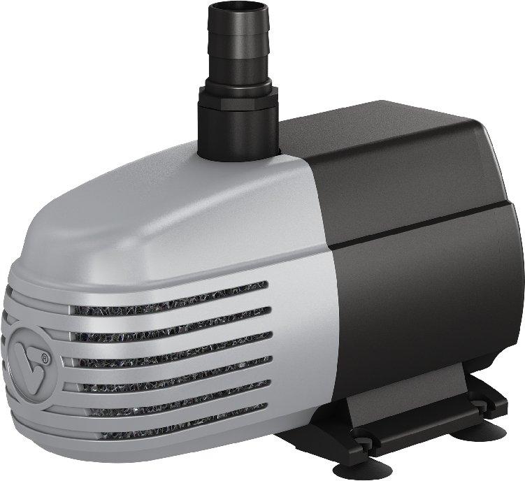 Vt super fontain pump 4000 pompe de bassin 4000 l h avec for Pompe fontaine