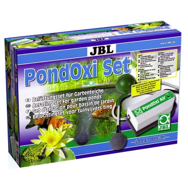 JBL PondOxy-Set set d\'aération pour les bassins de jardin