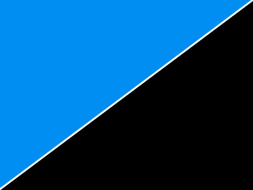 Poster d\'aquarium à la coupe pour aquarium Bleu Océan ou Noir, imprimé sur deux faces. Hauteur 49,5 ou 59,5