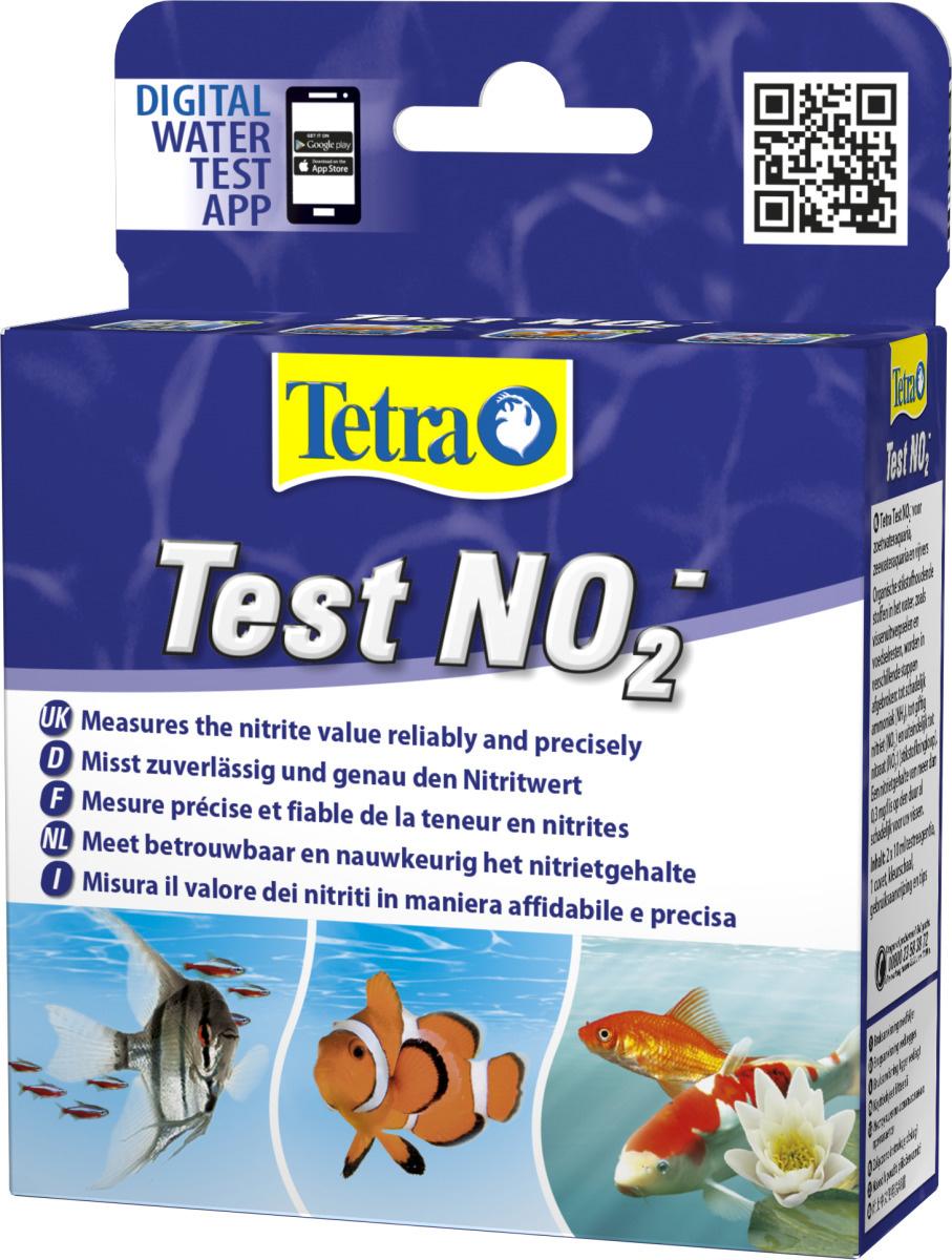 TETRA Test NO2 mesure précise et fiable de la teneur en nitrite dans votre aquarium