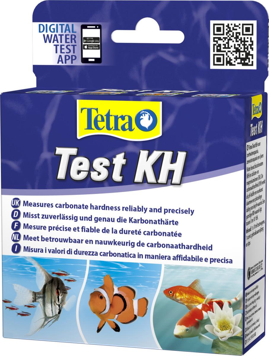 TETRA Test KH mesure précise et fiable de la dureté carbonaté dans votre aquarium