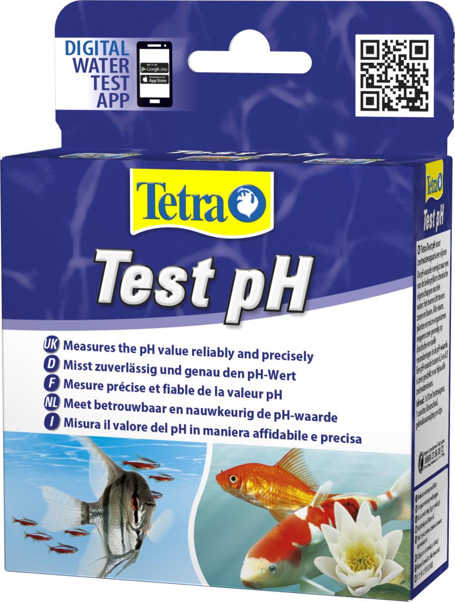 TETRA Test pH mesure précise et fiable du pH dans votre aquarium d\'eau douce