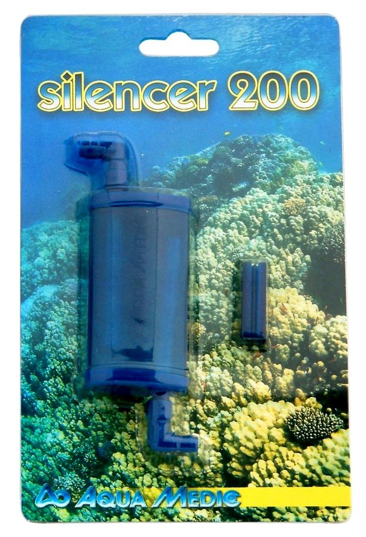 AQUA MEDIC Silencer 200 silencieux pour écumeur avec débit d\'air supérieur à 200 L/h
