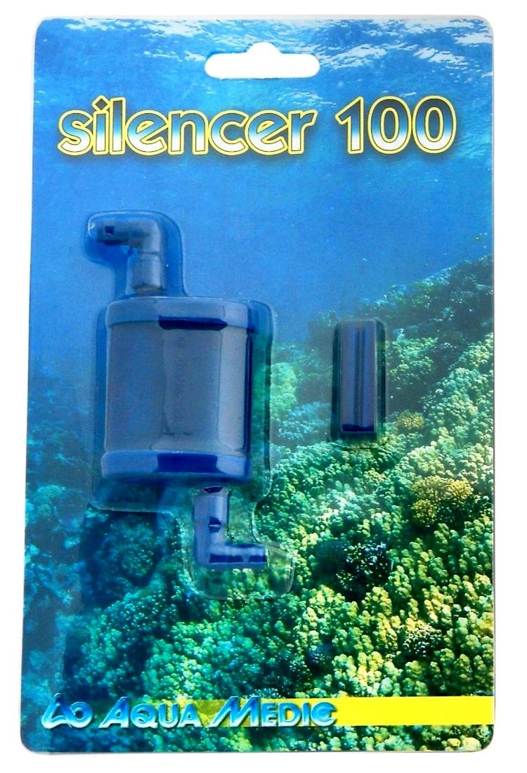 AQUA MEDIC Silencer 100 silencieux pour écumeur avec débit d\'air inférieur à 200 L/h