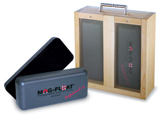 MAG FLOAT Super aimant flottant professionnel pour vitre d\'aquarium en acrylique de 30 à 50 mm d\'épaisseur
