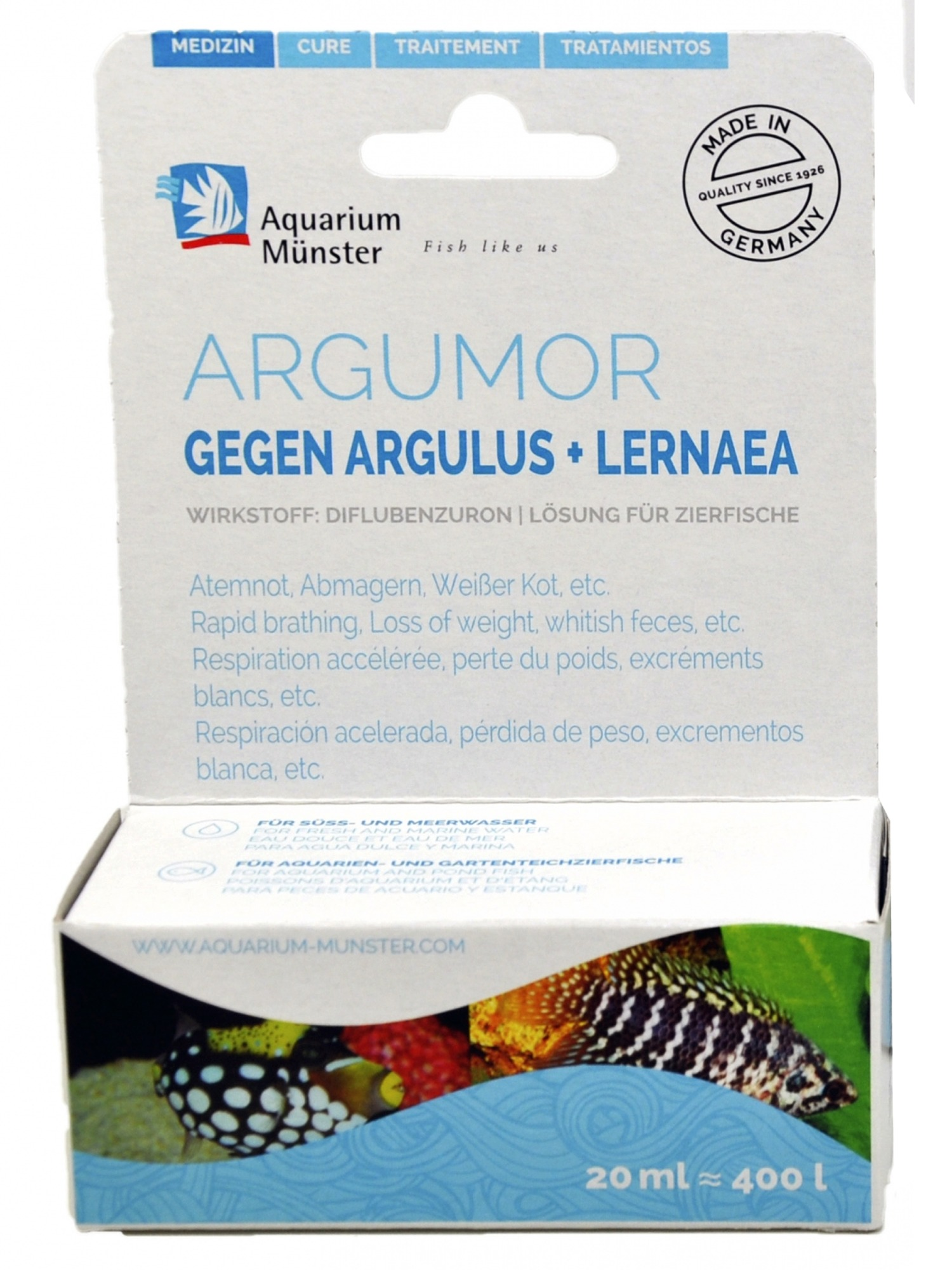 aquarium-munster-argumor-traitement-poisson-aquarium