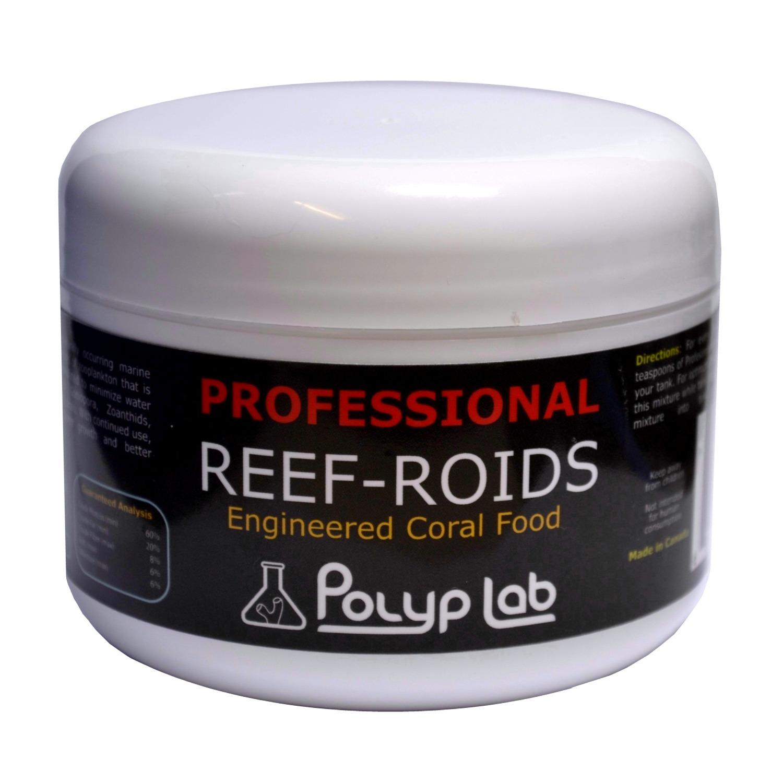 POLYPLAB Reef-Roids 120 gr. nourriture complète à base de Planctons marin pour coraux