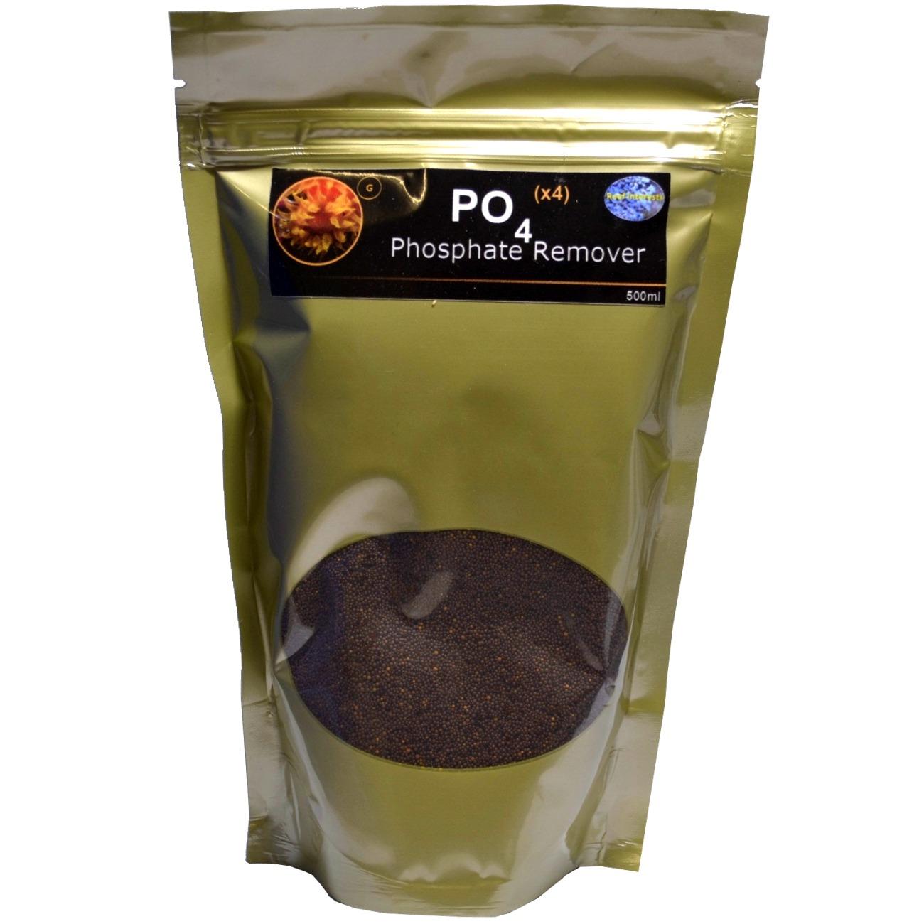 DVH IMPORT PO4 (x4) 500 ml résine anti-phosphates et silicates pour aquarium