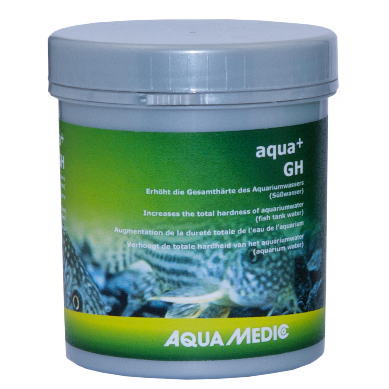 AQUA MEDIC aqua +GH 250 gr. augmente la dureté totale en aquarium d\'eau douce
