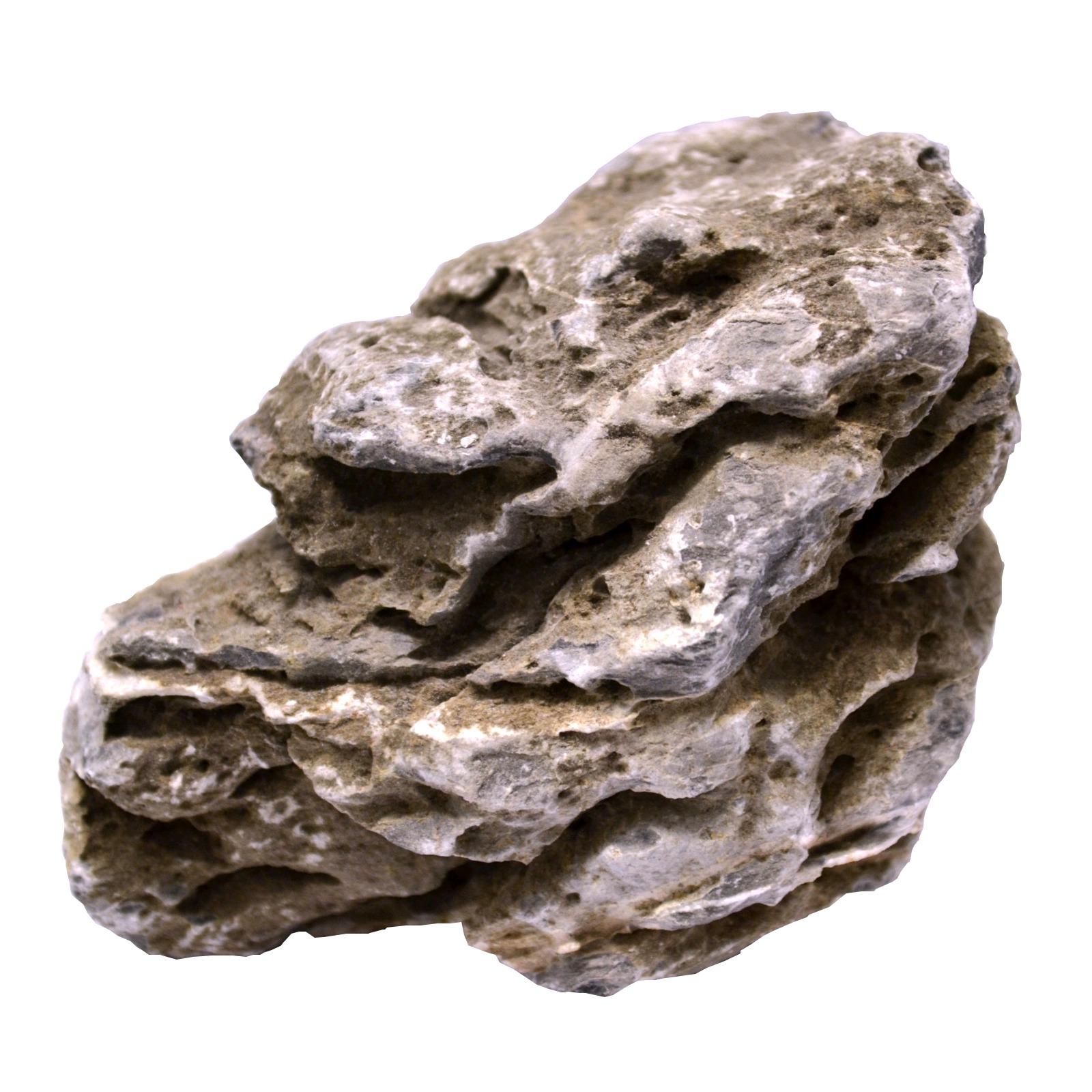 Caisse de 10 Kg de pierres naturelles Paysage 5 - 15 cm pour aquarium d\'eau douce
