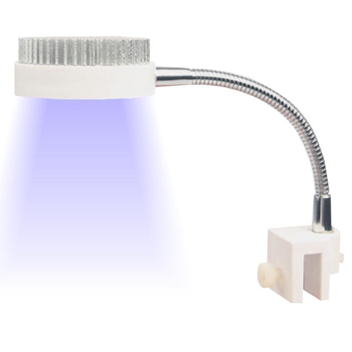 Zetlight mini zn1020 lampe leds puissante 3w 14000 k pour for Aquariophilie en ligne