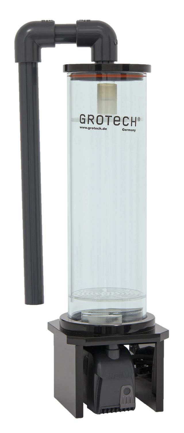 GROTECH BPR-80i réacteur à BioPellets interne avec pompe Eheim pour aquarium jusqu\'à 400 L
