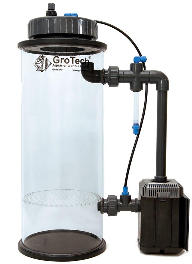 GROTECH HCR 200 réacteur à calcaire pour aquarium jusqu\'à 15000 L