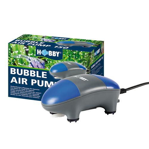 HOBBY Bubble Air Pump 150 pompe à air 150 L/h silencieuse équipée d\'un boitier insonorisant
