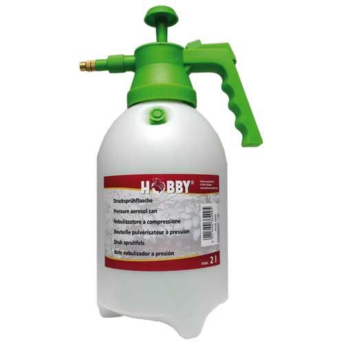 HOBBY Brumisateur manuel avec réservoir 2 L pour augmenter rapidement l\'humidité du terrarium