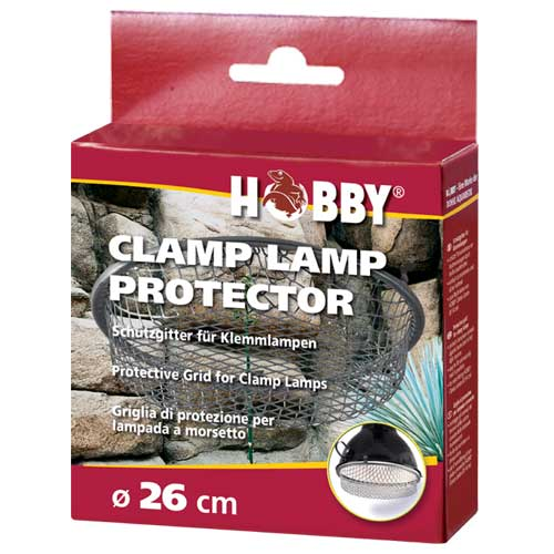 HOBBY Clamp Lamp Protector diamètre 14 cm grille de protection anti-brûlure pour HOBBY Clamp Lamp 14 cm
