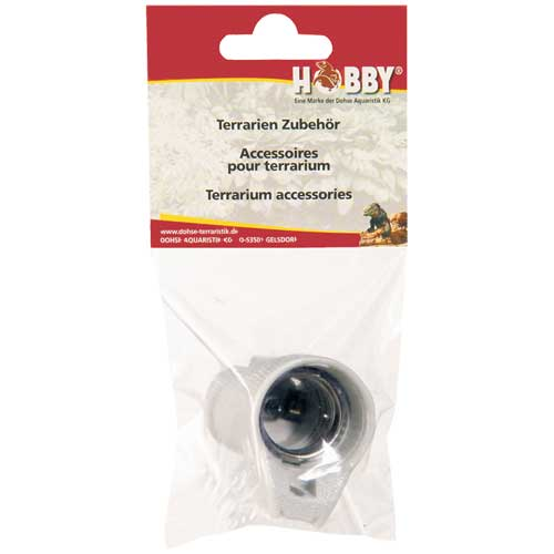 HOBBY Douille E27 Céramique pour ampoule jusqu\'à 300W
