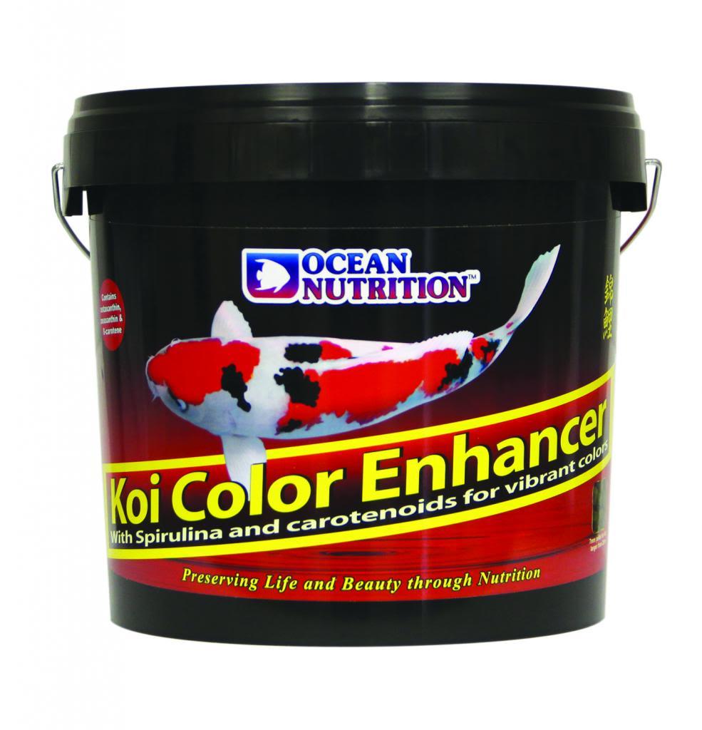OCEAN-NUTRITION-Koi-color-enhancer-2-kg-nourriture-haute-qualité-pour-carpe-koi-bassin