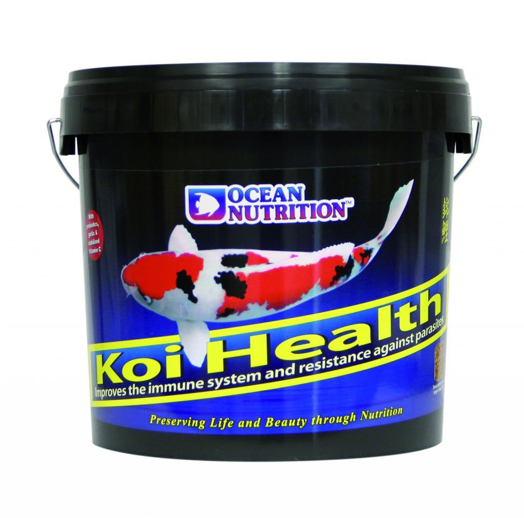 OCEAN-NUTRITION-Koi-Health-2-kg-nourriture-haute-qualité-pour-carpe-koi-bassin
