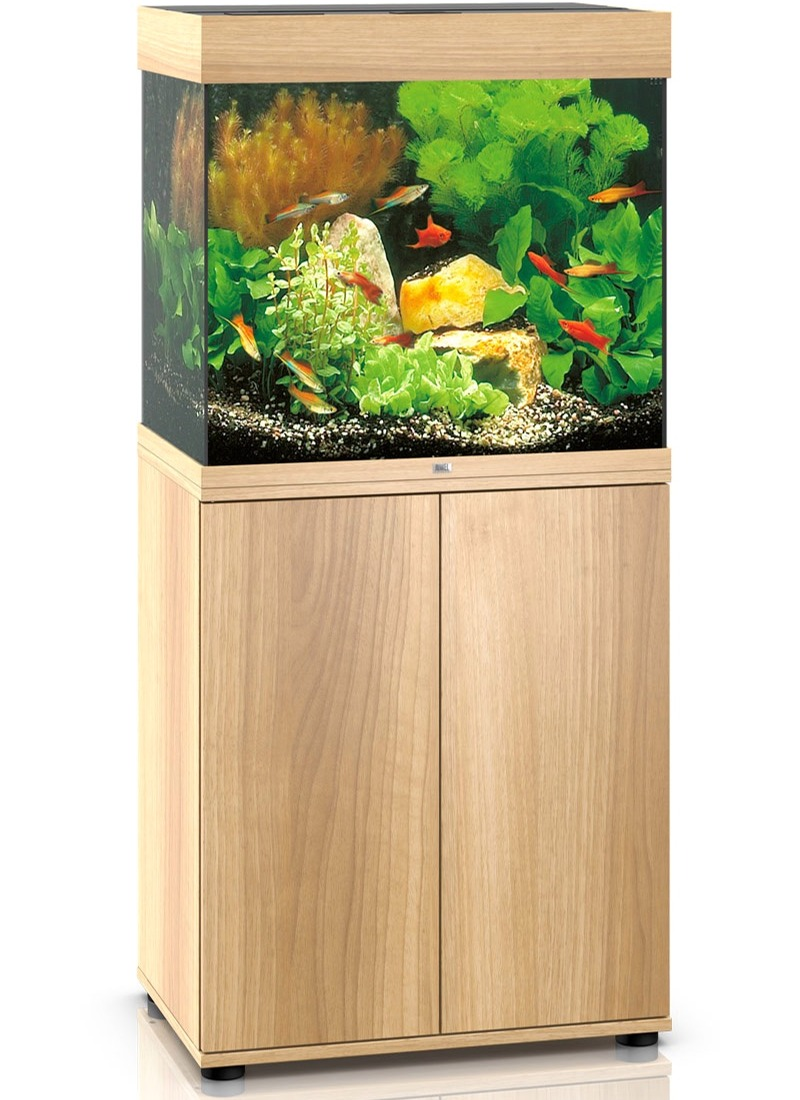 Aquarium juwel lido 120 led dim 61 x 41 x 58 cm 120 for Meuble aquarium 120 cm