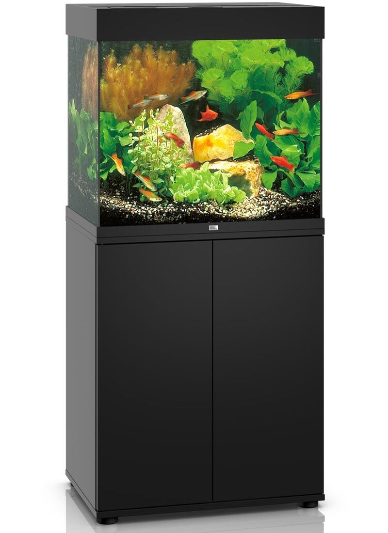 Aquarium juwel lido 120 led dim 61 x 41 x 58 cm 120 for Aquarium 120 litres